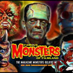 Classic monster movie