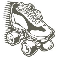 Retro Rolleskate