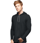 ANVIL Adult Lightweight Hooded Tee