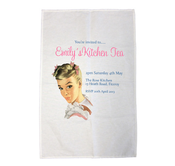 Tea Towel - Centre