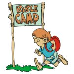 Bible Camp Boy
