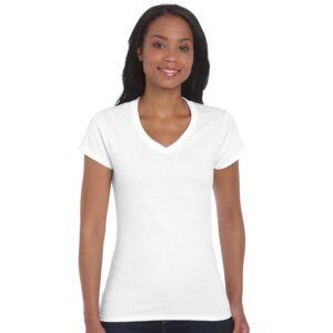 fd8992dd0 Womens V-Neck T Shirts - Custom Printing | PrintLocker