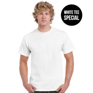 GILDAN Adult Cotton Tee (Best Value) Thumbnail