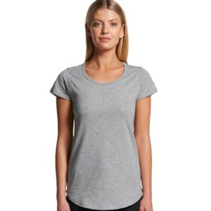 AS COLOUR Womens Mali Tee Thumbnail