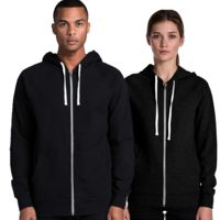 AS COLOUR Traction Zip Hoodie Thumbnail