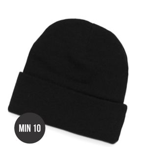 AS COLOUR Roll Up Beanies Thumbnail