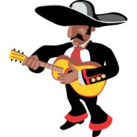 Mexican guitar player Thumbnail