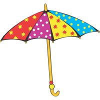 Colourful Umbrella Thumbnail