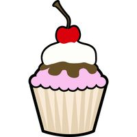 Cup Cake Cherry Thumbnail