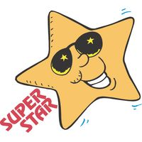 Yellow Super Star Thumbnail