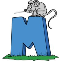 M is for Mouse Thumbnail