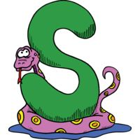 S is for Snake Thumbnail