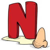 N is for Nose Thumbnail