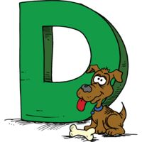 D is for Dog Thumbnail