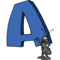 A is for Ant Thumbnail