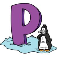 P is for Penguin Thumbnail