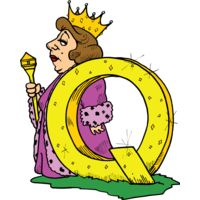 Q is for Queen Thumbnail