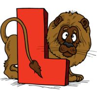 L is for Lion Thumbnail
