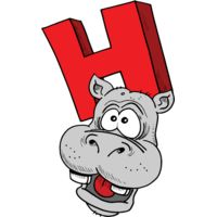 H is for Hippo Thumbnail