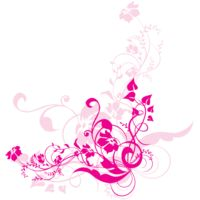 png swirl flowers design 2 Thumbnail