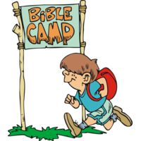 Bible Camp sign Thumbnail