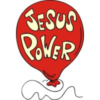 Jesus power balloon Thumbnail