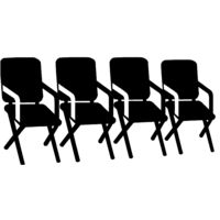 Row chairs Thumbnail
