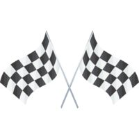Chequered flags Thumbnail