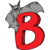B is for Bat Thumbnail