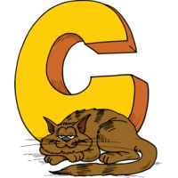 C is for Cat Thumbnail