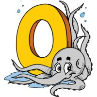O is for Octopus Thumbnail
