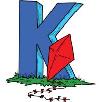 K is for Kite Thumbnail
