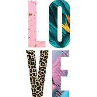 Love Pattern Vertical Thumbnail