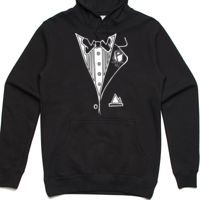 AS COLOUR Adult Stencil Hoodie Thumbnail