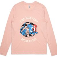 AS Colour Chelsea Long Sleeve Tee Thumbnail